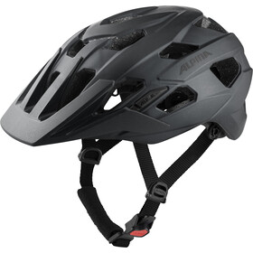 Alpina Plose MIPS Helm black matt